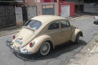 [ARRIVÉE EN EUROPE] Volkswagen Coccinelle – Brésil 1968 – Réf. BE01