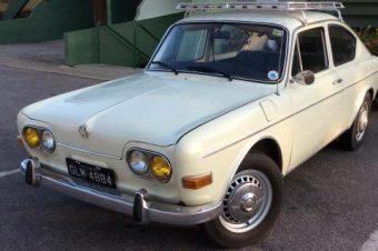 Volkswagen 1600 TL – Brésil 1971 – Réf. TL01