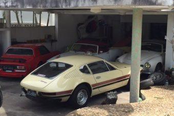 Volkswagen SP2 – Brésil 1976 – Réf. SP02