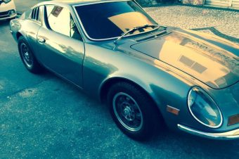 PUMA GT 1600 – Brésil 1972 – Réf. PU04