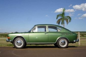 Volkswagen 1600 TL – Brésil 1970 – Réf. TL02