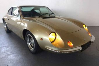PUMA GTE – Brésil 1980 – Réf. PC01