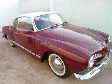 Volkswagen Karmann Ghia – Brésil 1965 – Réf. KGC001