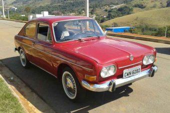 Volkswagen 1600 TL – Brésil 1971 – Réf. TL04