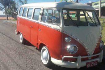 Volkswagen Combi T1 Split – Brésil 1970 – Réf. C096 (vidéos)