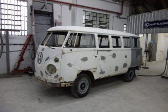 Reconstruction – Combi T1 Electrosamba – Brésil 1974 – Réf. S011