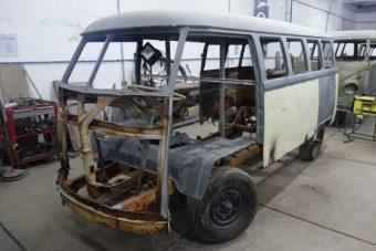 Reconstruction – T1 Camper Deluxe – Brésil 1972 – Réf. C005