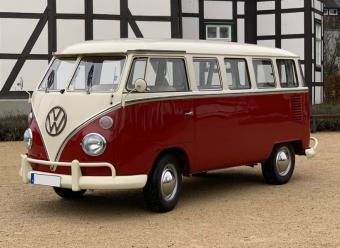 TÜV-MFK Préparation – Volkswagen T1 Combi – Brésil 1973 – Réf. TÜV002