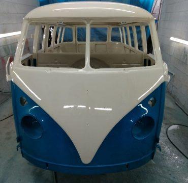 Restauration de collection – T1 Combi – Brazil 1972 – Ref. CR008