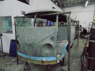 Reconstruction – Combi T1 – Brésil 1970 – Réf. S014