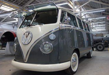 Reconstruction – Combi T1 Camper 11 vitres – Brésil 1974 – Réf. C003