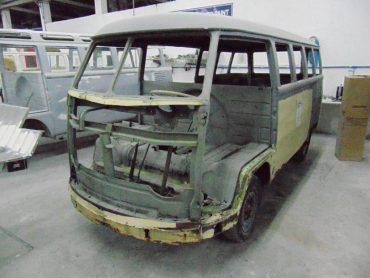 Reconstruction – Combi T1 – Brésil 1973 – Réf. S013