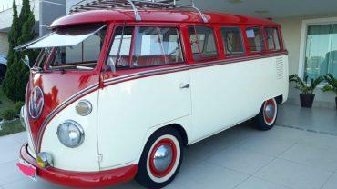 Volkswagen T1 Combi – Brésil 1968 – Réf. C667