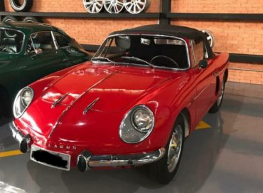 Alpine Willys Interlagos Convertible – Brésil 1964 – Réf. INT003