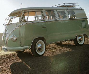 Volkswagen  T1 Combi – Brésil 1960 Ref. C668