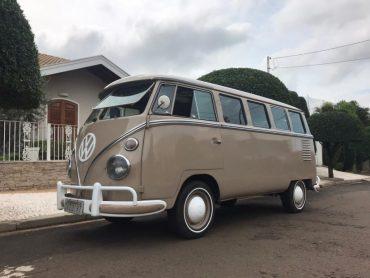 Volkswagen T1 Combi – Brésil 1964– Réf. C660