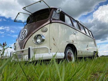 Volkswagen  T1 Combi – Brésil 1973 Ref. C662 (Vidéo)