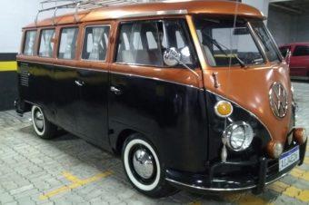 Volkswagen  T1 Combi – Brésil 1974 Ref. C672