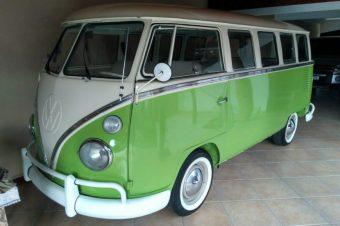 Volkswagen  T1 Combi – Brésil 1974 Ref. C663