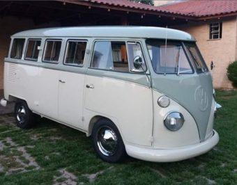 Aménagement – T1 Camper Combi – Brésil 1974 – Réf. T1007