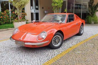 Puma GT – Brésil 1969 – Réf. PU0065