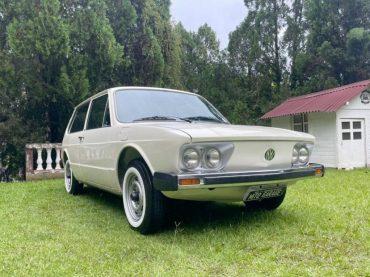 Volkswagen Brasilia – Brésil 1979 – Réf. BR011