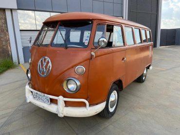 Volkswagen  T1 Combi – Brésil 1973 – Réf. C681