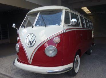Restauration de collection– T1 Combi Samba de Luxe– Brésil 1966 – Réf. CR007