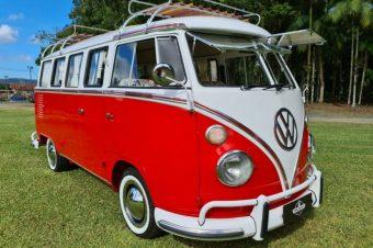Volkswagen T1 Camper – Brésil 1972- Ref. C700