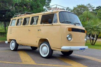 Volkswagen T2 Camper – Brésil 1979- Ref. C707 (Vidéo)