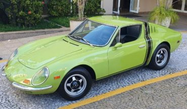 Puma GT  – Brésil 1972– Réf. PU0073