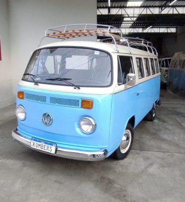 Volkswagen T2 Camper – Brésil 1984- Ref. C715