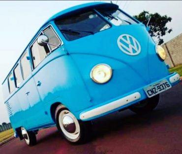 Volkswagen T1 Combi – Brésil 1959- Ref. C717