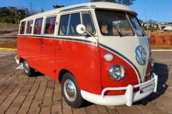 Volkswagen T1 Bus – Brésil 1974- Ref. C724