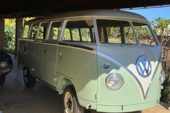 Volkswagen T1 Bus Restauration – Brésil 1967 – Réf. C726