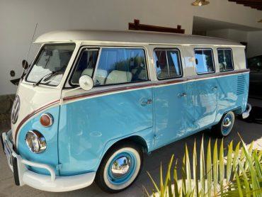 Volkswagen T1 Bus – Brésil 1974- Ref. C725