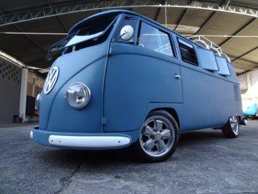 Volkswagen T1 Camper – Brésil 1961- Ref. C721 (Vidéo)
