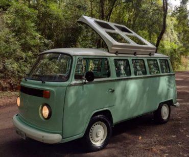 Volkswagen T2 Camper- Brésil 1984- Ref. C729