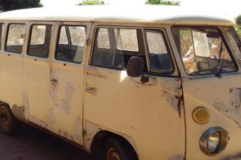 Volkswagen T1 Combi- Brésil 1974- Ref. C730
