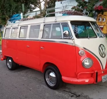 Volkswagen T1 Combi- Brésil 1975- Ref. C731