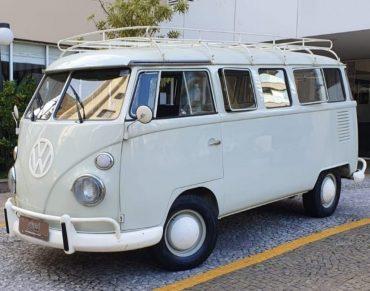 Volkswagen T1 Bus – Brésil 1971- Ref. C735