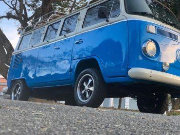 Volkswagen T2 Combi- Brésil 1984- Ref. C737