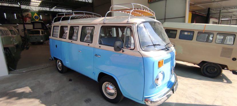 Volkswagen T2 Camper – Brésil 1986- Ref. C738