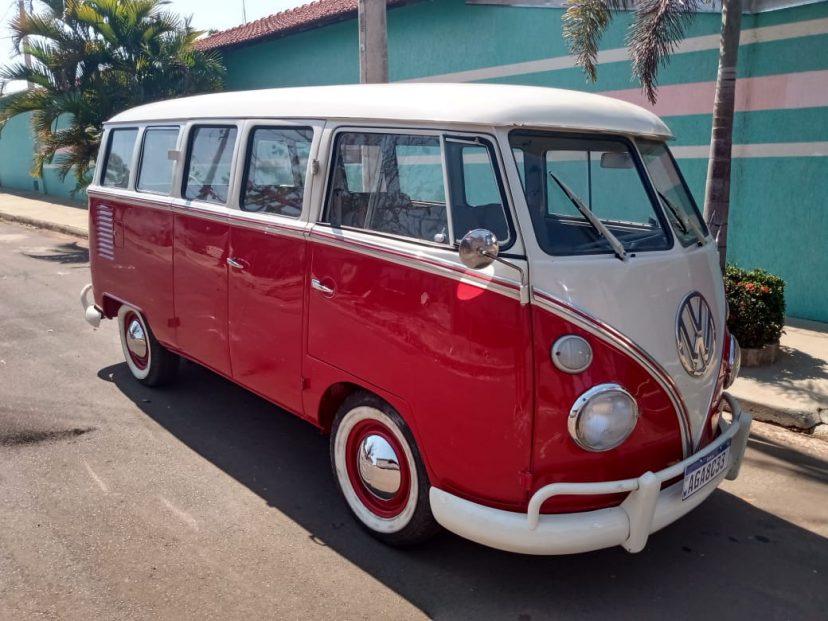 Volkswagen T1 Bus – Brésil 1973- Ref. C739