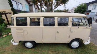 Volkswagen T1 Combi- Brésil 1974- Ref. C732