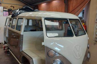 Volkswagen T1 Bus – Brésil 1974- Ref. C733 (Vidéo)