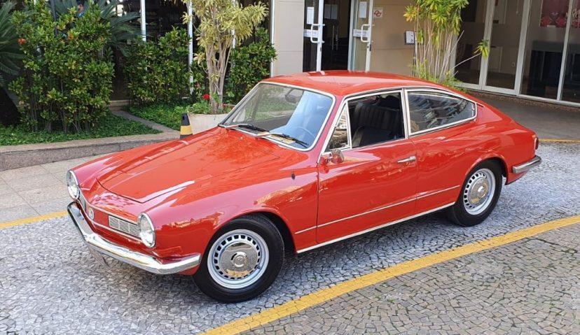 Karmann Ghia Tc – 1974 Ref: KG0025