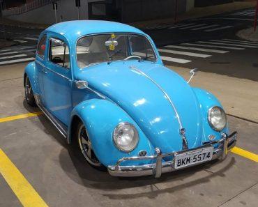 Volkswagen Coccinelle – Brésil 1960 – Réf. BE0042