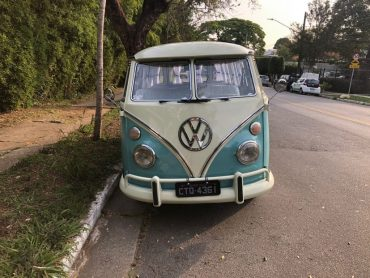 Volkswagen T1 Combi- Brésil 1970- Ref. C742