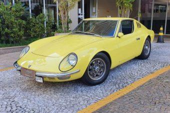 Puma GTE  – Brésil 1970– Réf. PU0076